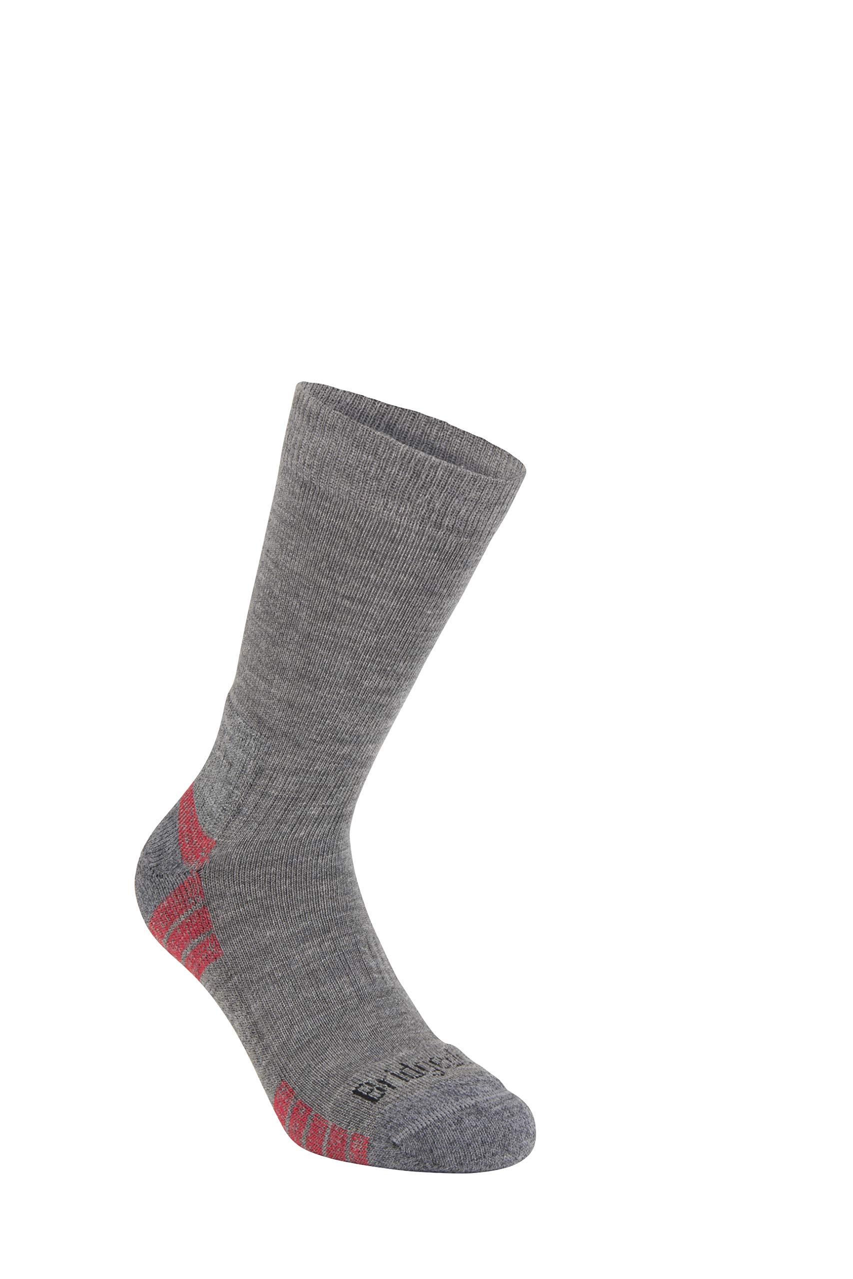 Bridgedale Lightweight Boot Height - Merino Endurance Socks Lightweight Boot Height - Merino Endurance Socks