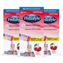 Pedialyte Electrolyte Powder, Cherry, Electrolyte Hydration Drink, 0.6 oz Powder Packs (18 Count)