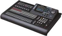 Tascam DP-32SD 32-Track Digital Portastudio Multi-Track Audio Recorder,Black