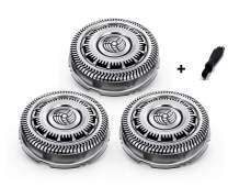 Stellate SH90 Shavers Replacement Heads for Philips Norelco Shaver Series 9000 Series 8000 SH90/62 S9011 S9021 S9031 S9041 S9111 S9121 S9151 S9161 S9171 S9311 S9321 S9371 S9511 S9521 S9522 S9531 S971