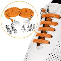 Upra No Tie Elastic Shoelaces, Flat Running Tieless Shoe Laces,One-Size Fits All