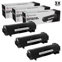 LD Compatible Toner Cartridge Replacement for Xerox 106R03942 High Yield (Black, 3-Pack)