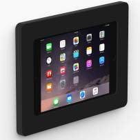 VidaMount Black On-Wall Tablet Mount Compatible with iPad Mini 1/2/3