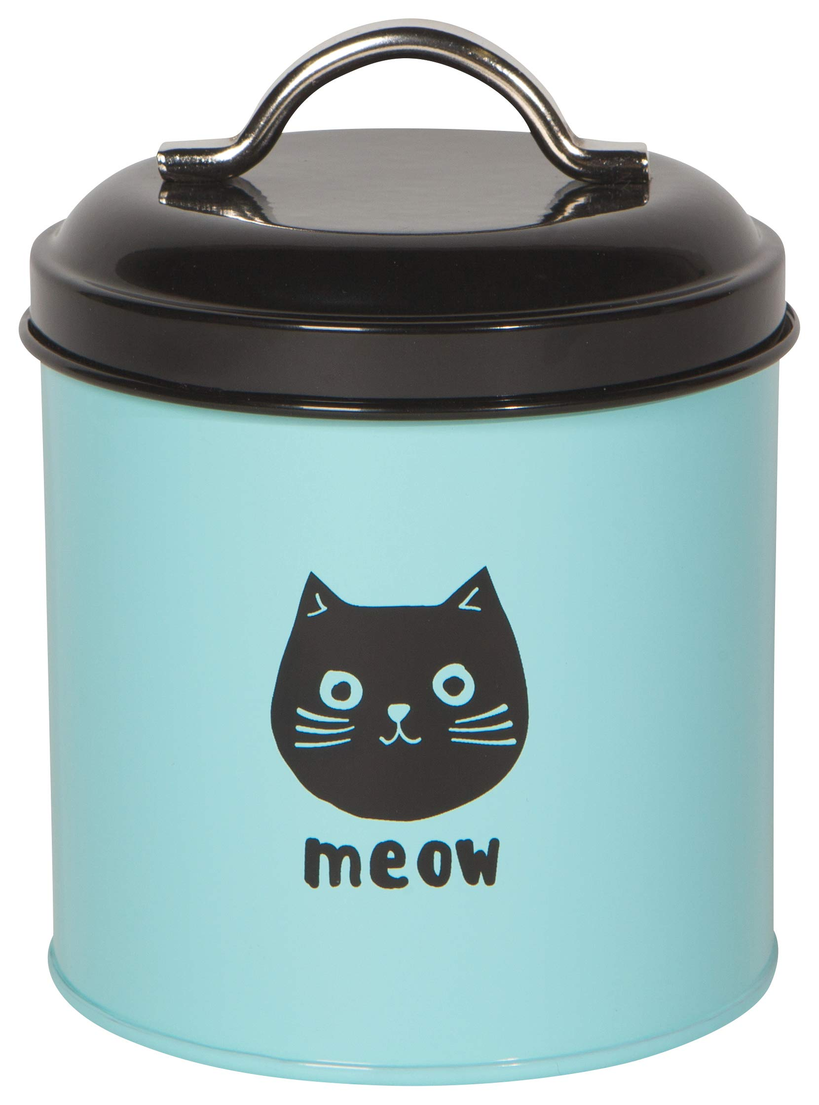 Now Designs Cat Treat Tin, Cats Meow