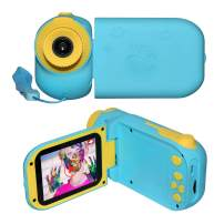 "Lampelc Digital Camera for Kids, 1080P FHD Kids Camcorder Video Camera with 2.4"" Screen and 32GB SD Card for Age 3-10 Boys Girls Gift"