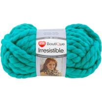 Red Heart Irresistible E848.7530 Yarn, Teal