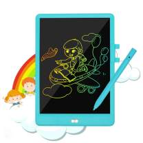 LCD Writing Tablet 11 Inch Drawing Pad, Colorful Screen Doodle Board for Kids, Writing Tablet Traveling Gift Toys for Boys and Girls,for at Home,LCD Writing Tablet for School and Office