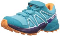 Salomon Kids' Speedcross Bungee K Trail Running Shoe