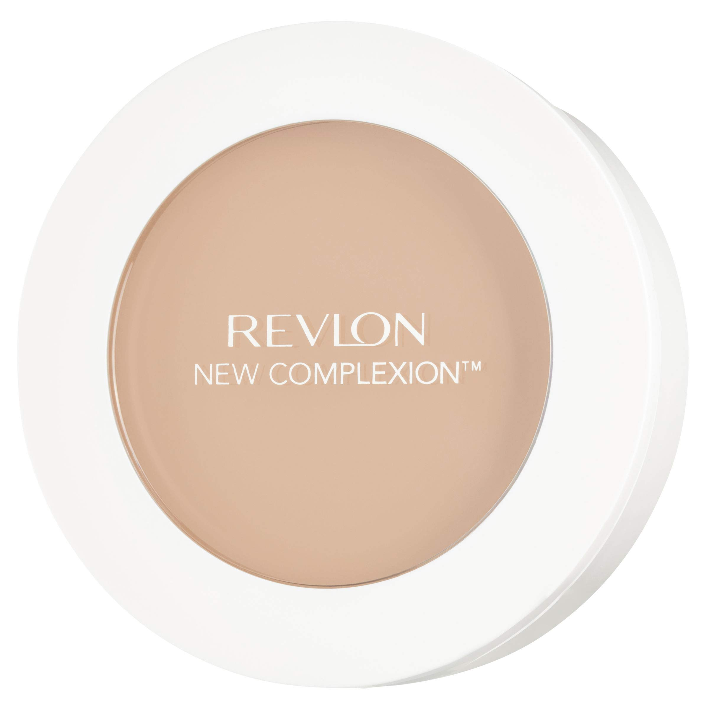 Revlon New Complexion One-Step Compact Makeup, Natural Beige