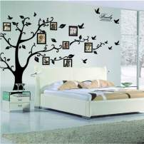 Sweet Memories Photo Frame Wall Decal Family Tree Photo Gallery Wall Decal