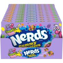 Nerds Gummy Clusters Easter Theater Box Candy, 3 Ounce, Pack of 12