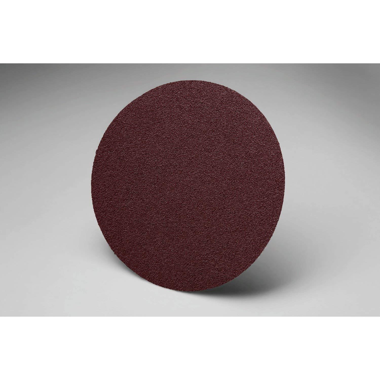 3M PSA Cloth Disc 348D, P180 X-weight, 2 in x NH, Die 200P