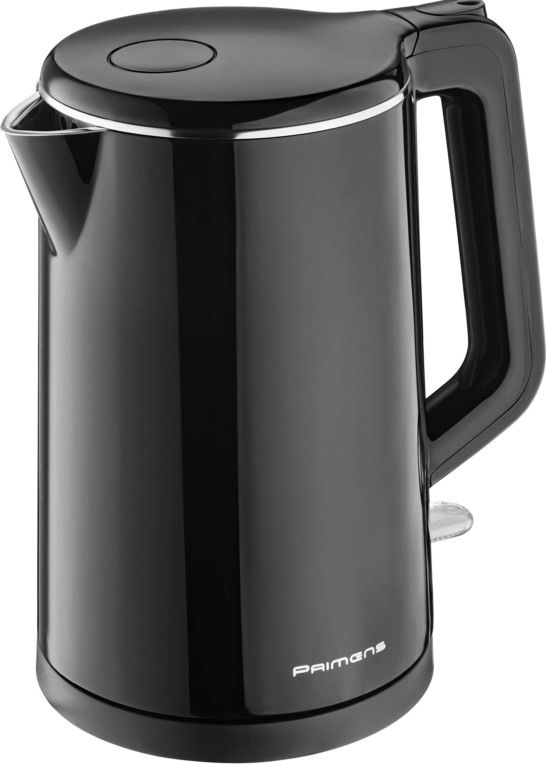 Electric Water Kettle Automatic Shut Off, Double Wall Cool Touch, Fast Boil, Portable Hot Water Kettle, 1,5 L