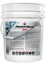 RadonSeal Standard – Deep Penetrating Concrete Sealer (5-gal) | Basement Waterproofing & Radon Mitigation Sealer | Seals Concrete Against Water, Water Vapor, and Radon Gas | Permanent Results!