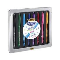 "BIC 977943-0, 7 mm""Gel Ocity"" Illusion Gel Pen - Multicolor (Pack of 8)"