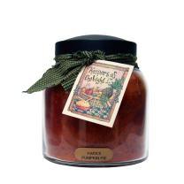 A Cheerful Giver Pumpkin Pie 34 oz. Papa Jar Candle, 34oz