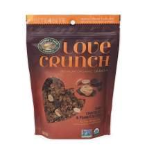 Nature's Path Organic Love Crunch Premium Granola, Dark Chocolate Peanut Butter, 11.5 Ounce