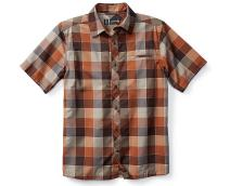 Smartwool Men's Everyday Exploration Retro Plaid SS Shirt - Past Season