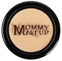 Mommy's Little Helper Concealer - Under Eye Concealer/Face Coverup/Eyeshadow Base. Hide blemishes and imperfections. Oil-free, Talc-free, Paraben-free, Made in USA. [SLEEPING BEAUTY -Light/Medium]