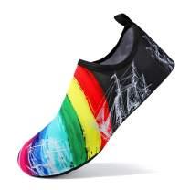 VITIKE Womens/Kids Quick Dry Non-Slip Aquatic Swim Water Shoes