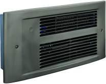 KING PX2417-SN-R PX ComfortCraft Wall Heater, 1750W / 240V, Satin Nickel