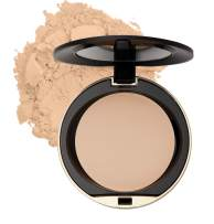 Milani Conceal + Perfect Shine-Proof Powder - (0.42 Ounce) Vegan, Cruelty-Free Oil-Absorbing Face Powder that Mattifies Skin and Tightens Pores (Nude)