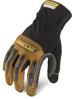 Ironclad Ranchworx Work Gloves RWG2-06-XXL, Double Extra Large
