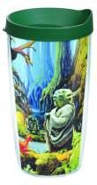 Tervis Star Wars - Empire 40th Yoda Insulated Tumbler, 16oz, Clear - Tritan