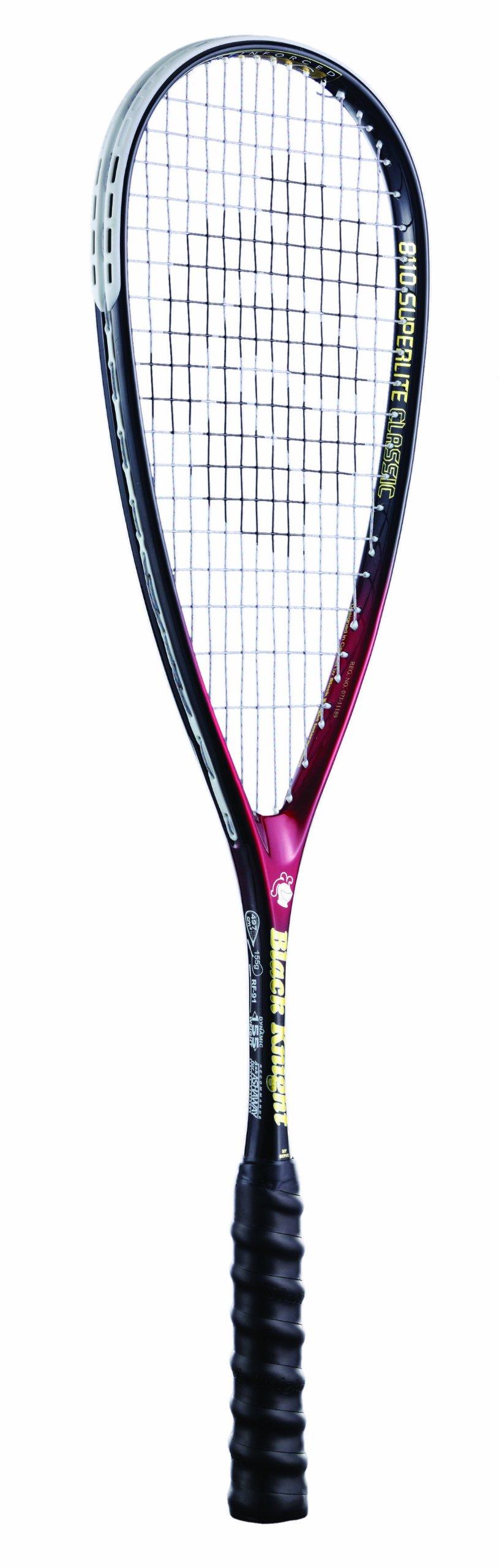 Black Knight 8110 Classic Squash Racquet - Classic Series