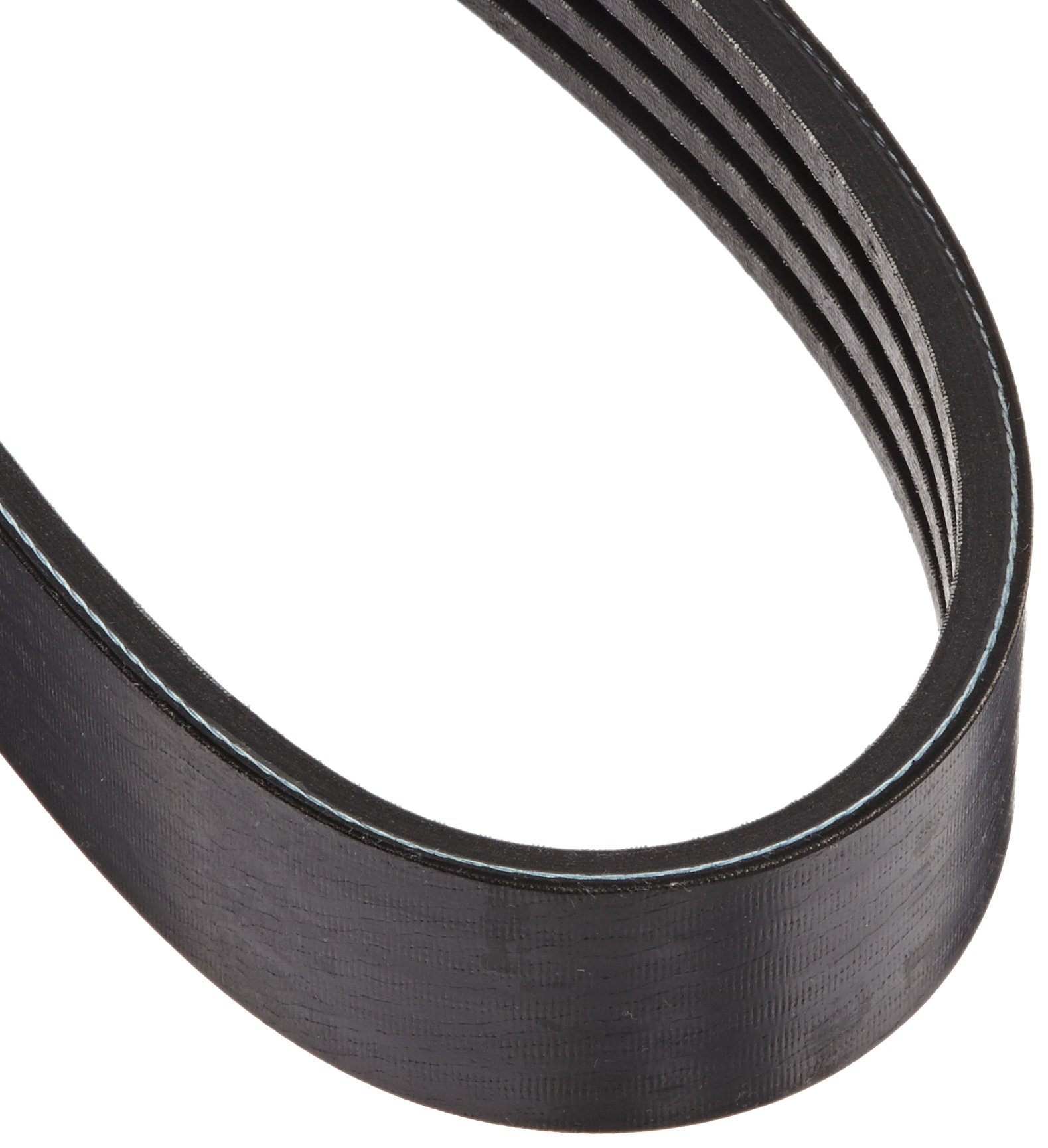 "Gates 4/3V560 Super HC Powerband Belt, 3V Section, 1-1/2"" Overall Width, 21/64"" Height, 56"" Belt Outside Circumference"