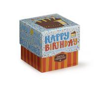 Seattle Chocolates Gift Box, Happy Birthday, 6 Ounce