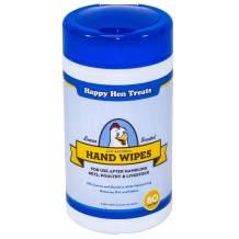 Antibacterial Hand Wipes - 6 Pack