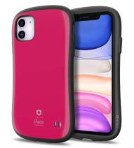 iFace [2019] Case for iPhone 11, [First Class] Dual Layer Anti Shock Fit Air Cushioned [TPU + PC] [Heavy Duty Protection] [Military Drop Test Certified], Hot Pink