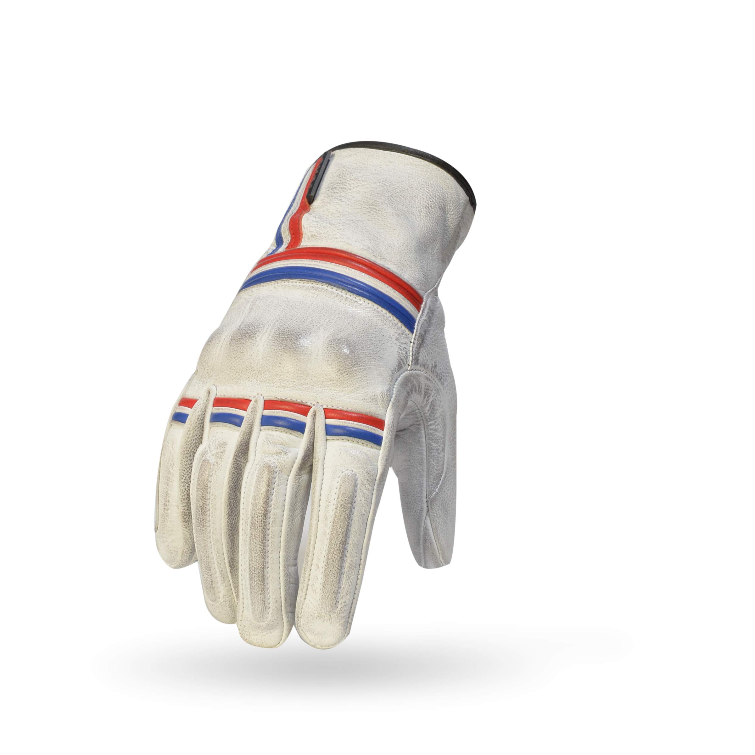TORC Men's glove (Americana White, XX-Large)