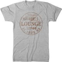 Little Anthony's Lounge Men's Modern Fit Tri-Blend T-Shirt