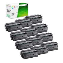 TCT Premium Compatible Toner Cartridge Replacement for HP 05X CE505X Black High Yield Works with HP Laserjet P2030 P2035 P2035N P2050 P2055D P2055DN P2055X Printers (6,500 Pages) - 12 Pack