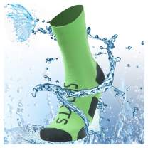 SuMade 100% Waterproof Socks, Men Women Outdoor Windproof Fishing Hunting Hiking Trekking Socks