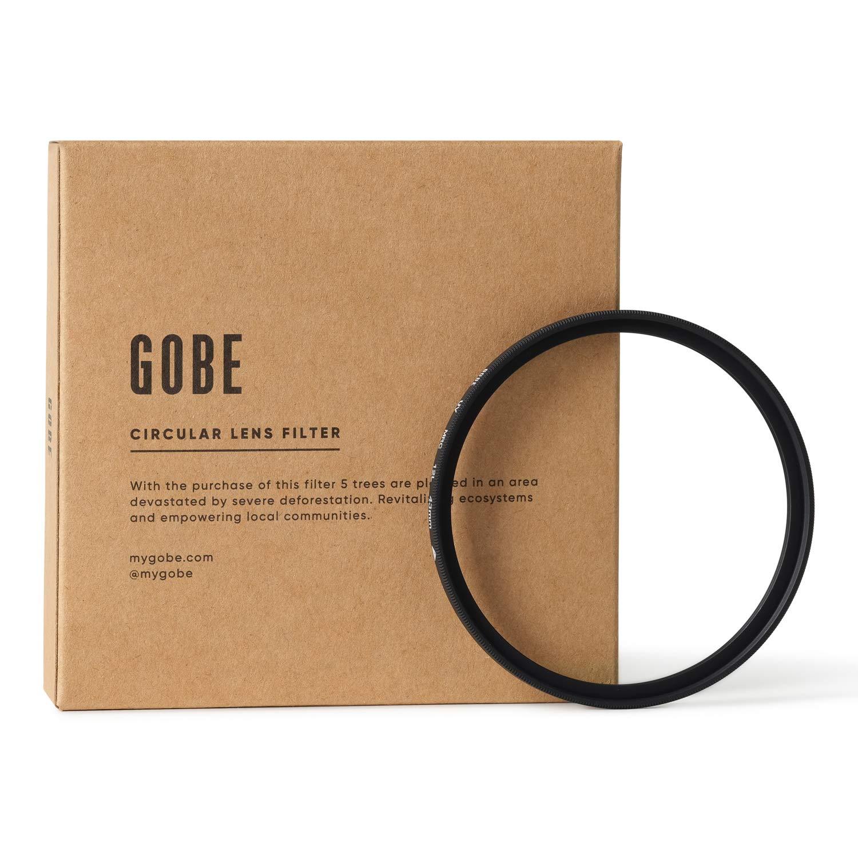 Gobe 43mm UV Lens Filter (1Peak)