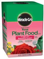 Miracle-Gro Water Soluble Rose Plant Food, 1.5 lb.