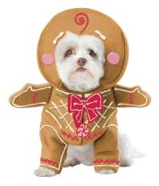 Brown_Gingerbread PUP Dog Costume
