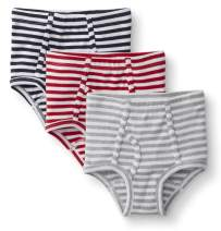Hanna Andersson Boys Classic Briefs in Organic Cotton, 3-Pack