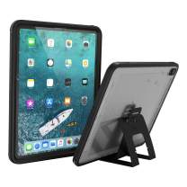 """Catalyst Waterproof iPad Case for iPad Pro 12.9"""" 2018 Waterproof 6.6 ft - Full Body Protection, Heavy Duty Drop Proof 4ft, Kickstand, True Acoustic Sound Technology, Built-in Screen Protector"""