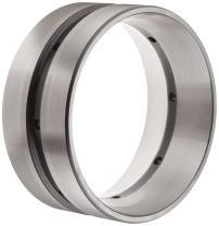 "Timken 472D Tapered Roller Bearing, Double Cup, Standard Tolerance, Straight Outside Diameter, Steel, Inch, 4.7240"" Outside Diameter, 2.1250"" Width"