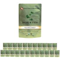 Functional Formularies Nourish Organic Tube Feeding Formula and Nutritional Meal Replacement Supplement, 24 Pack