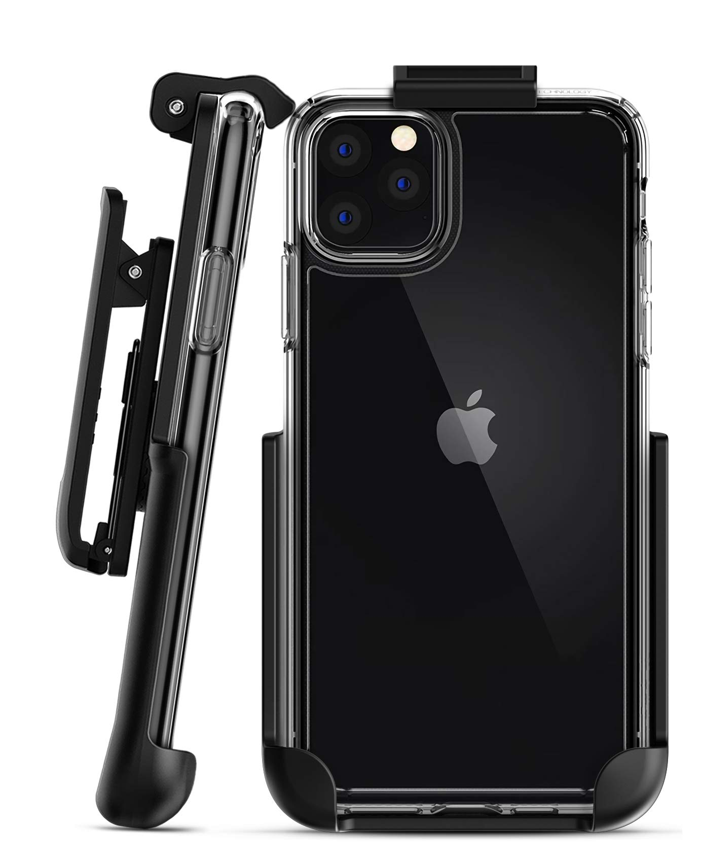Encased Belt Clip for Spigen Ultra Hybrid - iPhone 11 Pro Max (Holster Only - Case is not Included)