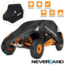 NEVERLAND UTV Cover Can Am X3 Compatible for Maverick X3 XMR XRC MR R/X DS RS RC Turbo R 900 HO with Reflective Strip Waterproof Heavy Duty Denier Oxford Cloth All Weather Outdoor Storage Durable