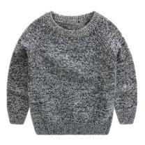 Motteecity Little Boys' Long Sleeve Warm Sweater