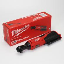 "MILWAUKEE'S 2457-20 M12 Cordless 3/8"" Lithium-Ion Ratchet (Bare Tool)"