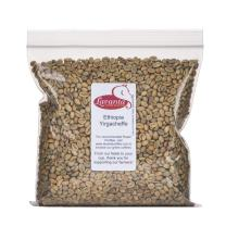 Lavanta Coffee Roasters Ethiopia Yirgacheffe Green Coffee, 2lb