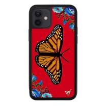 Wildflower Limited Edition Cases Compatible with iPhone 12 and 12 Pro (Butterfly)
